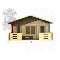 Buy cheap Log Cabins Gatwick 2093 from wholesalers