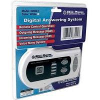 Quality Answering Devices NWB-62800-1 - Digital Answering Machine 13MIN WHITE for sale