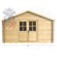 Quality Log Cabins Upto 4 meters for sale