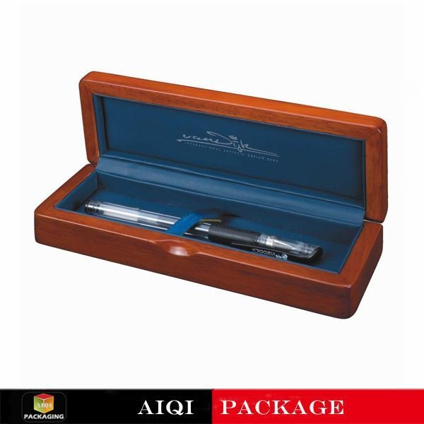 Buy Wooden Pen Boxes AQW-062 at wholesale prices