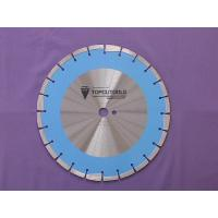 Quality Laser Diamond saw blade for Cured Concrete Series for sale