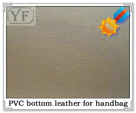 Buy PVC bottom leather(lining leather) bottom leather 0.4mm(white) at wholesale prices
