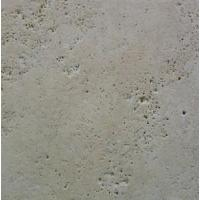"""Quality 6"""" x 6"""" Ivory Tumbled Travertine for sale"""