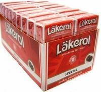 "Quality LAKEROL ""SPECIAL"" MENTHOL-LICORICE for sale"
