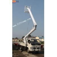 Quality Vehicular articulated boom lift for sale