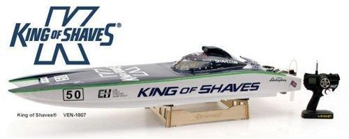China Radio Controlled Boats VENOM KING OF SHAVES GAS RC BOAT