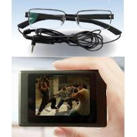 Headset DVR/Glass DVR/eye glasses dvr/covert camera with dvr/built in dvr/video camera glasses