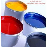 Quality Silicone Ink Silicone rubber spraying ink for silicone keypad,silicone cellphone case for sale