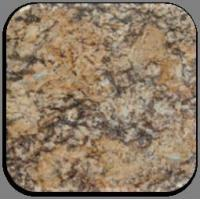 Quality Granite Pizza golden galaxy for sale