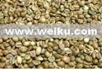 Quality Agriculture INDIAN GREEN COFFEE ( ROBUSTA ) for sale