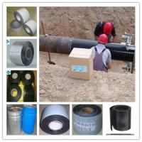Quality Oil gas pipeline bitumen tape T400 for sale