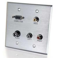 China Video Wall Plate on sale