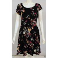 Famous Name Tall Butterfly Twist Sleeve Dress. Size 18. In Store 18.