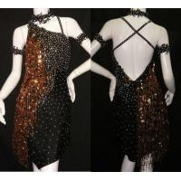 Latin dance dress BB-LD018
