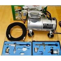 2010 MODEL AIRBRUSH KIT COMPLETE WITH COMPRESSOR AS18 81.94