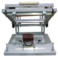 Quality Manual Flat/Round Printer for sale