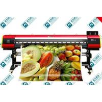 Quality ECO solvent outdoor wallpaper printer for sale
