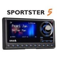 China Sportster 5 SIRIUS Satellite Radio Receiver on sale