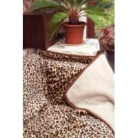 The Leopard Throw / Bed Cover