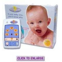 Why Cry Baby Crying Analyzer