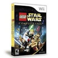 China Lego Star Wars: The Complete Saga on sale