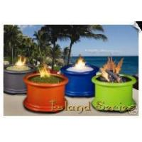 Quality Instant fun with an Island Series Fire Pit for sale