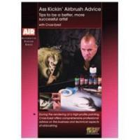 Quality Blake McCully (Cross-Eyed) Ass Kickin Airbrush DVD for sale