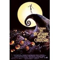 China THE NIGHTMARE BEFORE CHRISTMAS (Single Sided Reprint) REPRINT POSTER on sale
