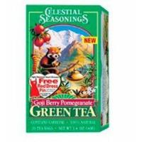 Buy cheap Celestial Seasonings 1156 Celestial Goji Berry Pomegranate Green Tea- 6x20 Bag from wholesalers