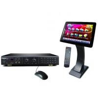 Quality Touch Screen HDD Karaoke Player KOD-7+SV19 for sale