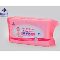 China 83pcs/pack baby wet wipes wholesale
