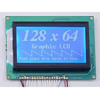 China 128x64 Pixel Graphical LCD with Backlight, for use with 8051 Development Board on sale