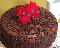 Buy Cakes & Cheesecakes Chocolate Chocolate Chip Cake at wholesale prices