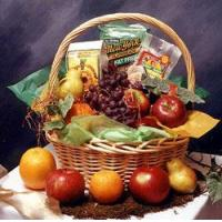 China Fruit Gift Baskets Heart & Healthy Fruit Gift Basket on sale