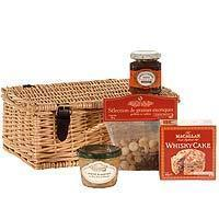 China Mouthwatering Gourmet Gift Basket on sale