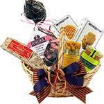 Buy cheap Chocolate N Biscuit Basket from wholesalers