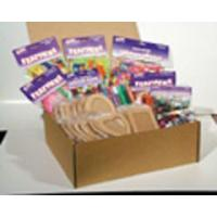 Quality Arts and Crafts PAPIER MACHE FRAMES ACTIVITIES BOX for sale