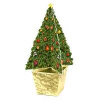 Quality Christmas Tree Gift Box for sale