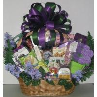 Buy cheap Pretty in Purple Gift Basket from wholesalers