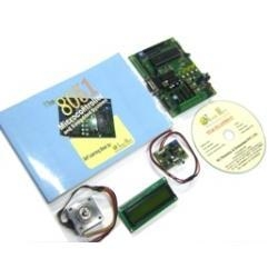 """Buy Embedded Teacher """"Self Learning Kit"""" 8051 Microcontroller Self learning Kit at wholesale prices"""