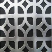Quality Ornamental Perforated Metal for sale