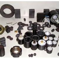 Quality Sintered Ring Ferrite Magnets With Multiple Poles for sale