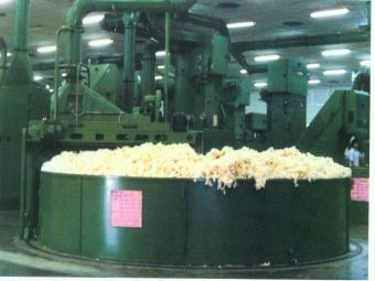 China Absorbent cotton bale pluker