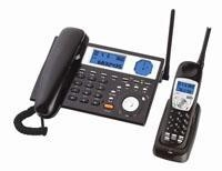 China 46/49MHZ TWO LINES CALLER ID Cordless Phone 3900