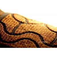 China Rubber Moulded Non Brush Coir Mats wholesale