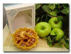 Buy 6 inch Pie & CakeWhite/Green Window Boxes at wholesale prices