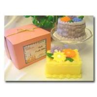 Quality 6 or 7 inch Pink or White Bakery - Pastry Boxes for sale
