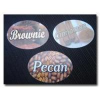 Quality Flavor Labels for sale