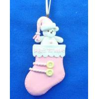 China Polymer clay Christmas Ornament Holiday Gift on sale