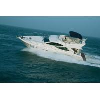 China Hansheng Gallop 48 Flying Bridge Cabin Cruiser on sale
